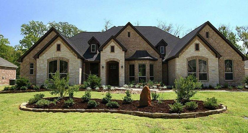 Brick Stone Combinations Stucco