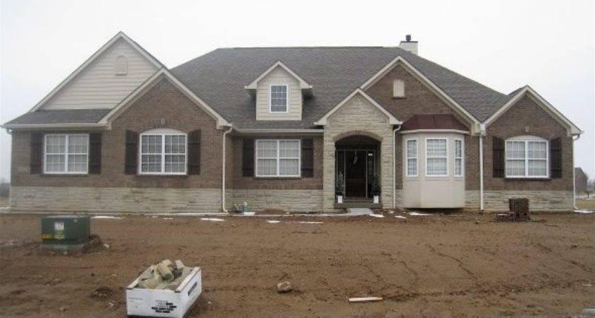 Brick Stone Exteriors Homes Combo
