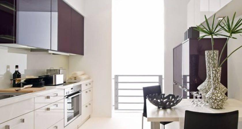 Bright Kitchen Galley Design Ideas Housetohome
