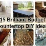 Brilliant Budget Countertop Diy Ideas Find Fun Art