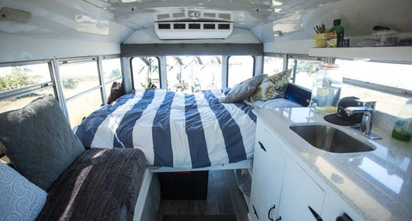 Brilliant Bus Renovation Ideas Ideacoration