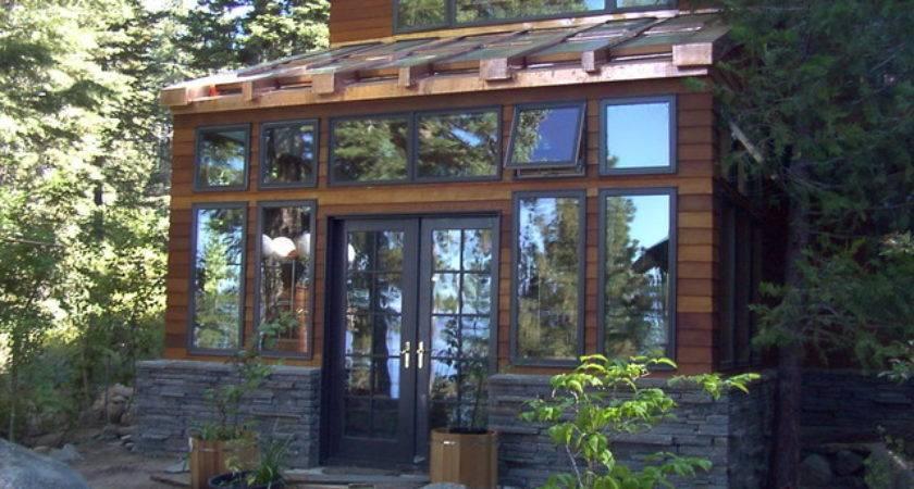 Brockway Greenhouse Addition Contemporary Exterior
