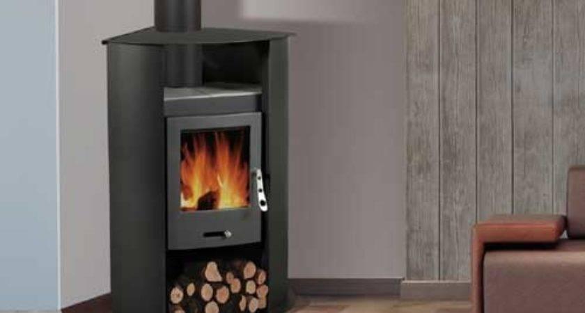 Bronpi Corner Wood Burning Stoves Wales