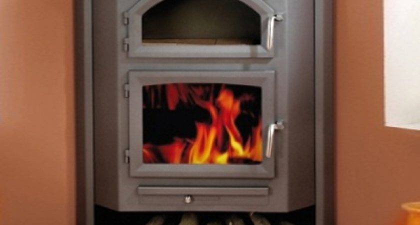 Bronpi Gredos Corner Wood Burning Cooking Stove