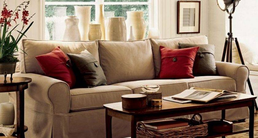 Brown Cream Sofa Furniture Extraordinary Modern