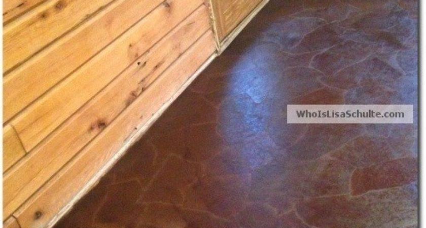 Brown Paper Bag Floor Hometalk