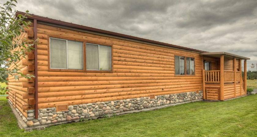 Browse Some Examples Our Solid Cedar Log Siding