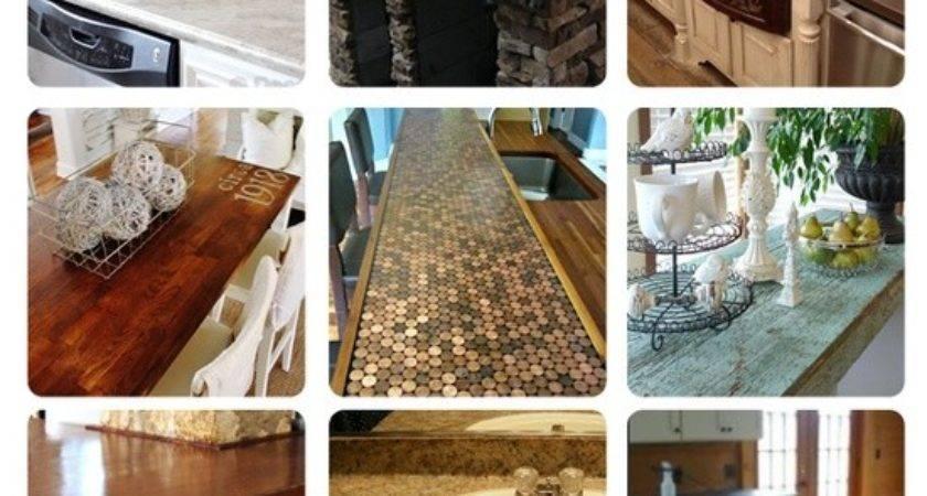 Budget Countertop Ideas Diy Cozy Home