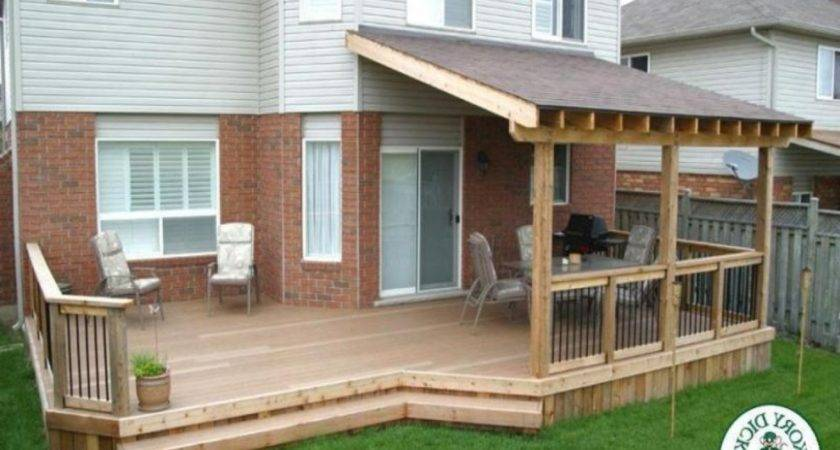 Build Awning Over Deck Ways