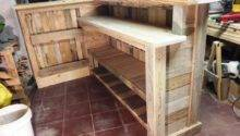 Build Bar Pallets Simple Design Decor
