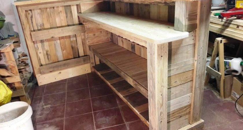 Build Bar Pallets Simple Design Decor