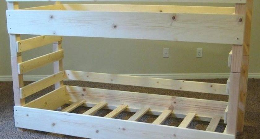 Build Bunk Beds Salmaun