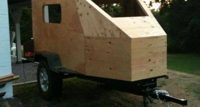 Build Camper Trailer Plans Diy