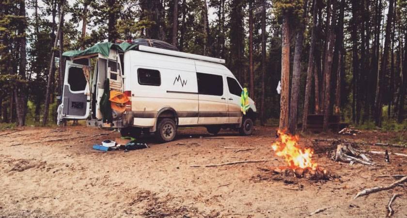 Build Camper Van Step Guide Tips