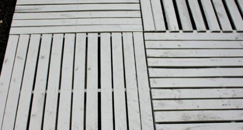 Build Diy Pallet Deck Popsugar Home