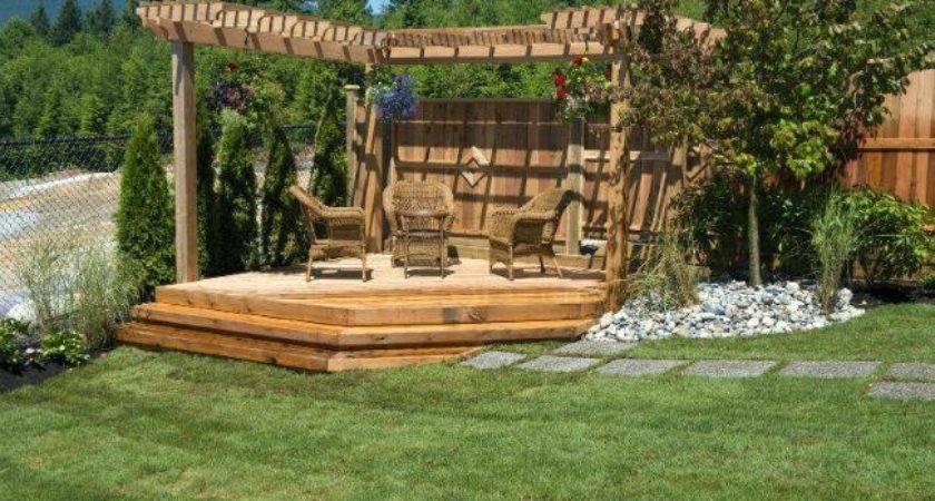 Build Floating Deck Styledbyjames