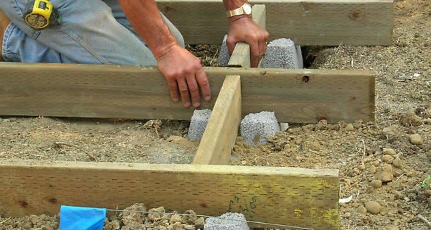 Build Floating Deck Tos Diy