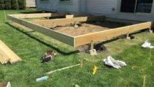 Build Floating Deck