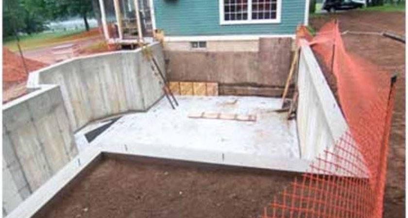 Build Foundation Start Finish