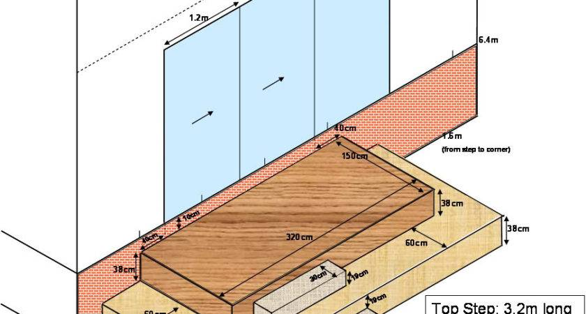 Build Freestanding Deck Estate Buildings