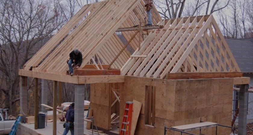 Build Gable Roof Extend Overhang Ideas Porch
