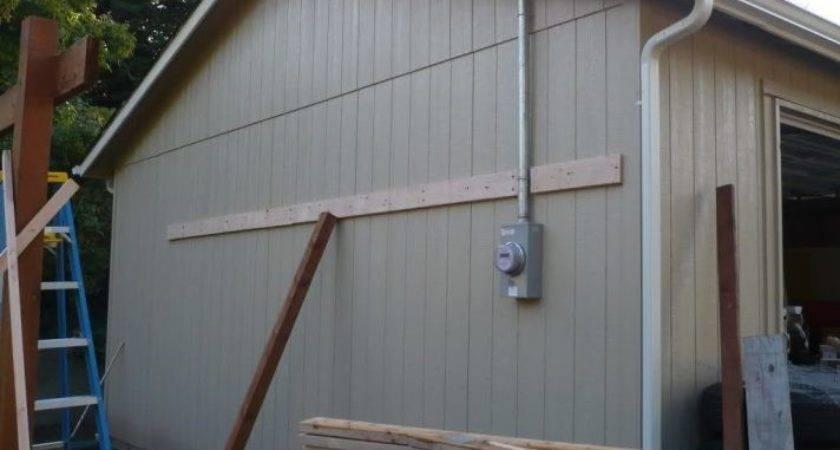 Build Lean Off House Carport Attached Prefab