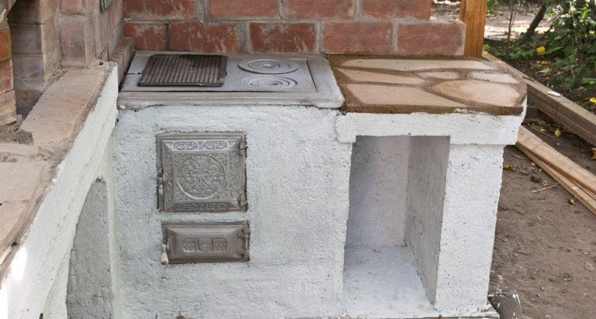 Build Outdoor Stove Howtospecialist