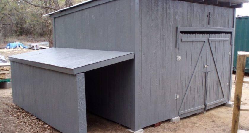 Build Pallet Shed