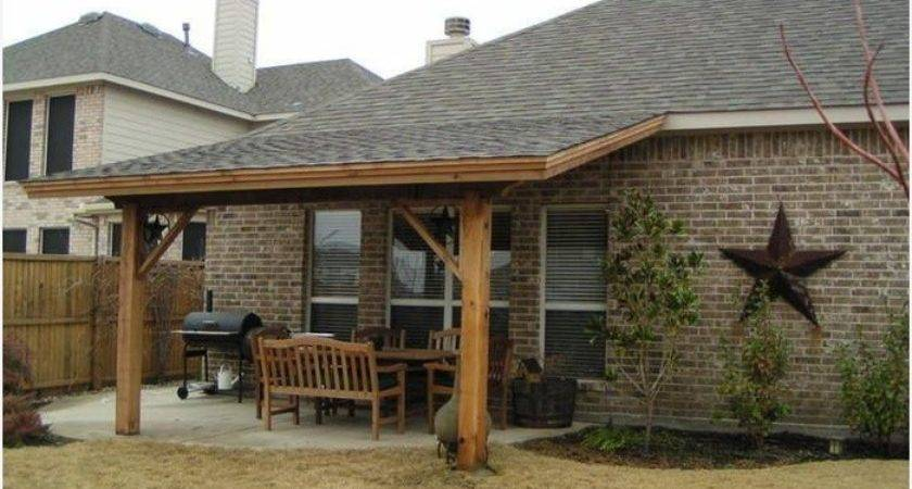 Build Patio Cover Attached House Effectively