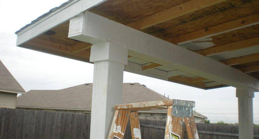 Build Patio Cover Must Edition Youtube