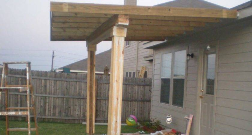 Build Patio Cover Must Watch Youtube