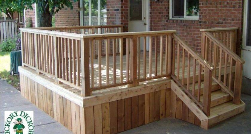 Build Plans Simple Deck Wooden Kids Furniture Diy