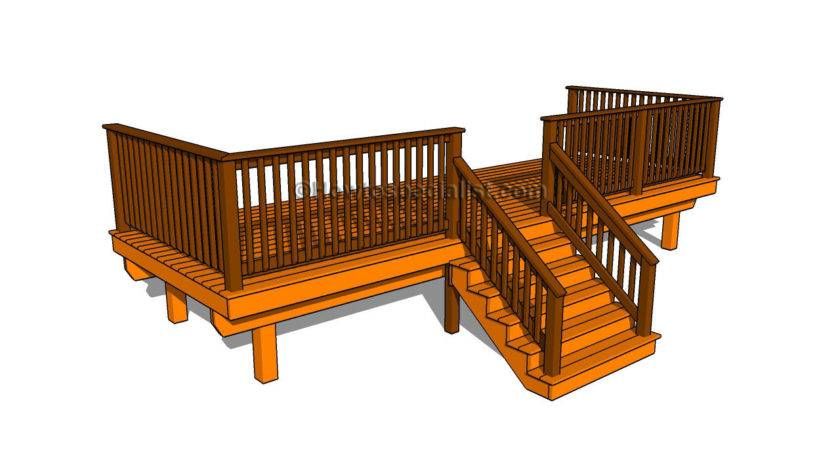 Build Porch Stairs Howtospecialist