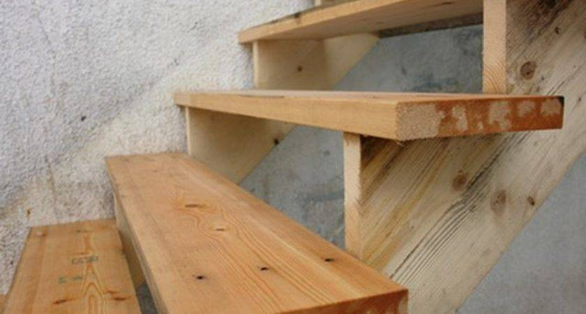 Build Portable Wooden Steps Hunker