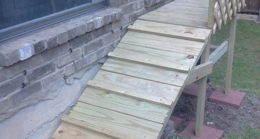Build Ramp Over Stairs Worst Wheelchair Ramps
