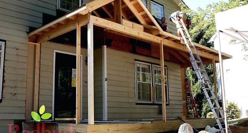 Build Roof Over Deck Aeroc Club