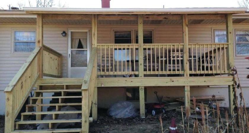 Build Roof Over Deck Simplir