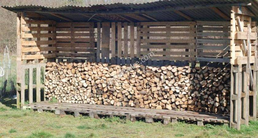 Build Shed Pallets