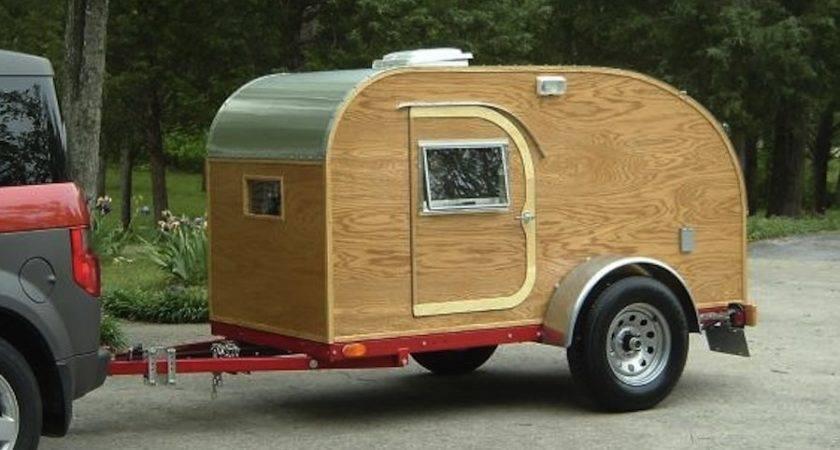 Build Teardrop Camper Easy Steps