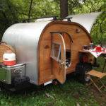 Build Teardrop Camper Ebay