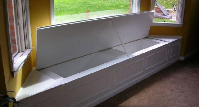 Build Window Bench Seat Diy Pdf Toy Box Plans