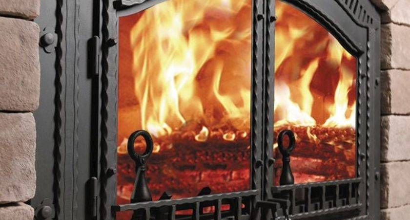 Build Wood Burning Fireplace Neiltortorella