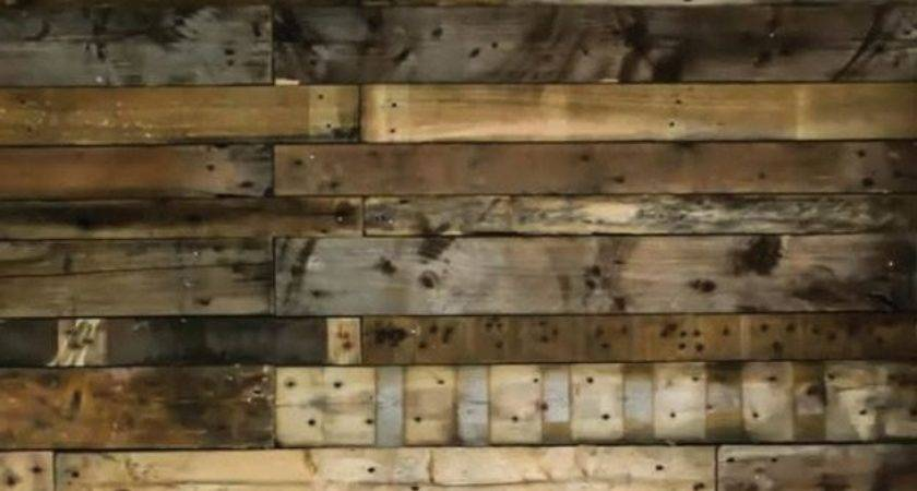 Build Wood Pallet Wall Diy Projects Craft Ideas