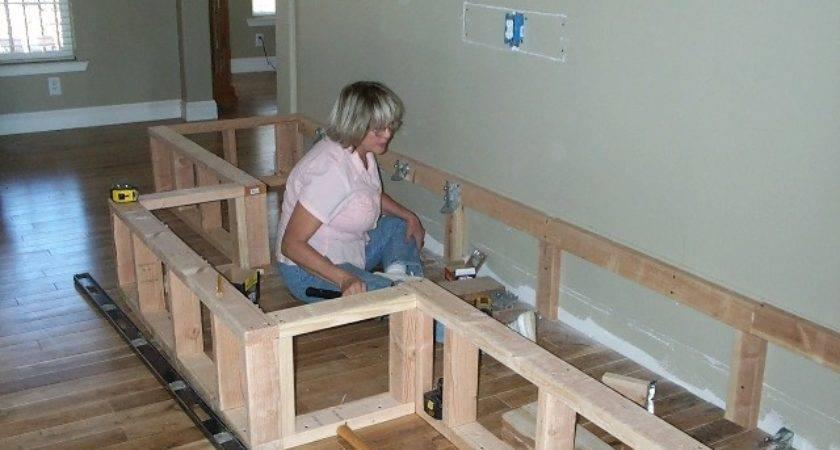 Build Wood Stove Hearth Deck Renewal Kit