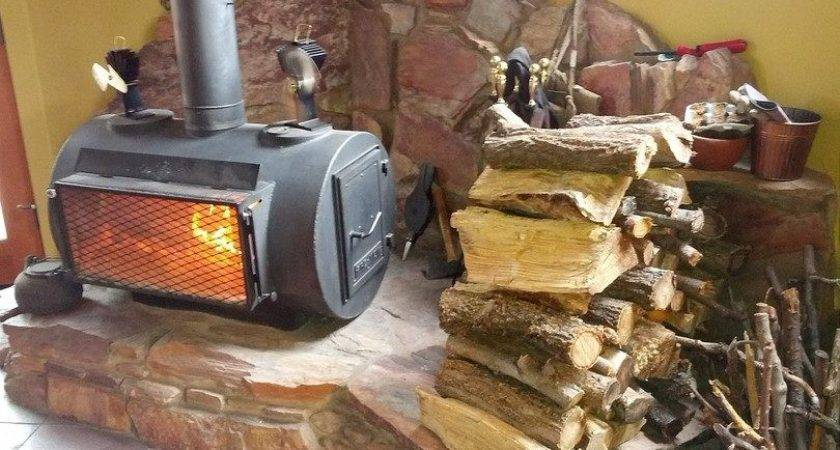 Build Wood Stove Money Saving Guide Diy