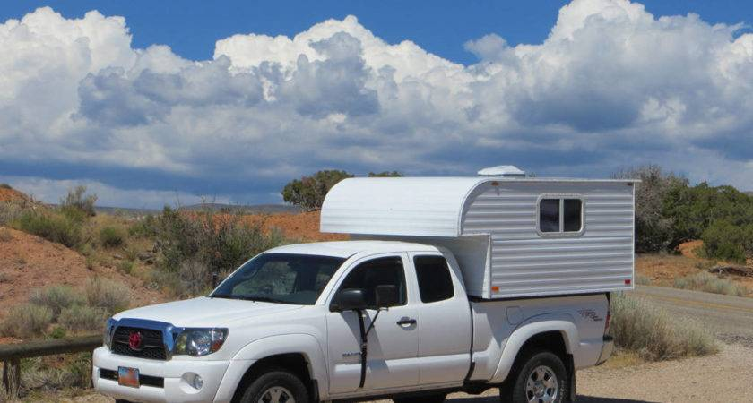 Build Your Own Camper Trailer Glen Plans Tacoma