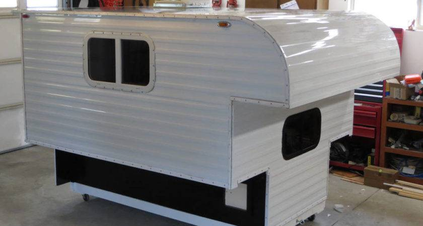 Build Your Own Camper Trailer Glen Plans