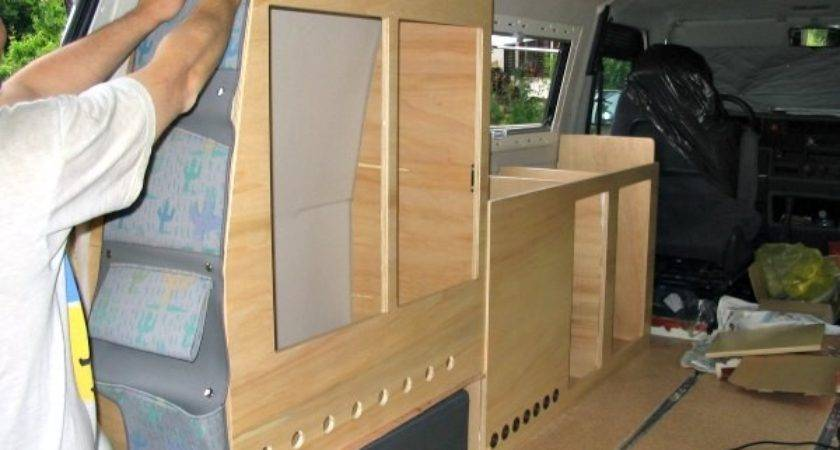 Build Your Own Camper Van Tips Ideas