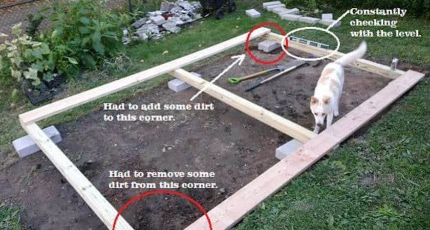 Build Your Own Floating Deck Steps