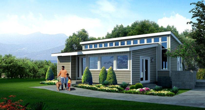 Build Your Own Mobile Home Concept